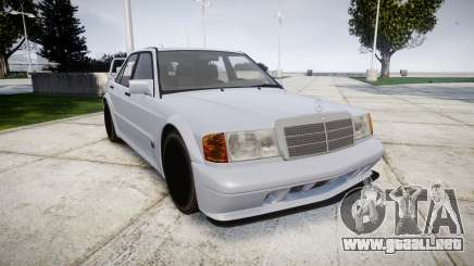 Mercedes-Benz 190E Evolution II para GTA 4