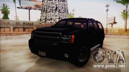 GTA 5 FIB Granger para GTA San Andreas