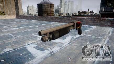 Riot escopeta Mossberg 500 icon2 para GTA 4