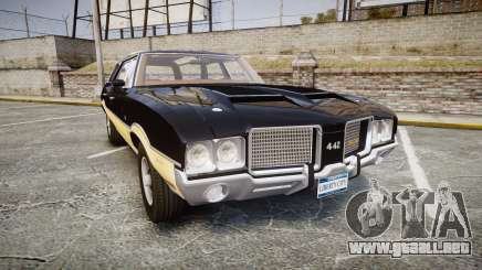 Oldsmobile Vista Cruiser 1972 Rims2 Tree1 para GTA 4