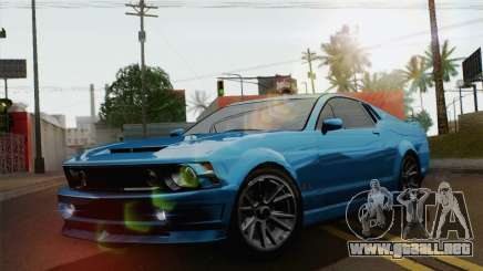 GTA 5 Dominator para GTA San Andreas