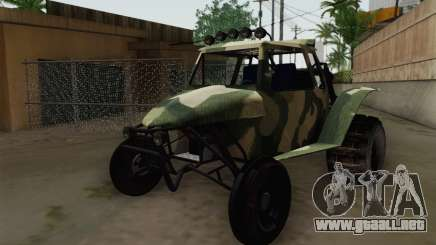 Military Buggy para GTA San Andreas