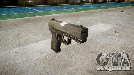 Pistola Taurus 24-7 negro icon3 para GTA 4