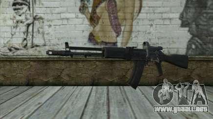 AK-107 para GTA San Andreas