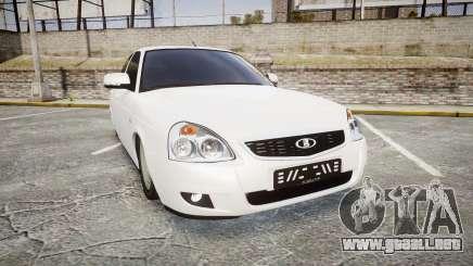 VAZ-Lada Priora 2170 para GTA 4