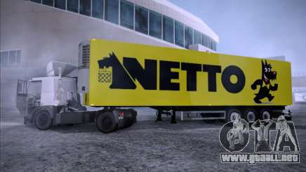 Trailer NETTO para GTA San Andreas