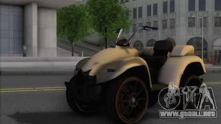 New Quad para GTA San Andreas