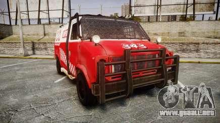 Kessler Stowaway Simpson para GTA 4