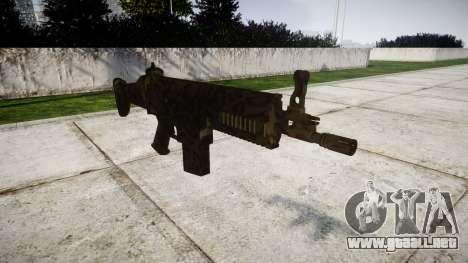 Rifle de CICATRIZ-H para GTA 4