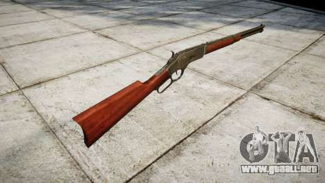 Winchester 1873 para GTA 4 segundos de pantalla