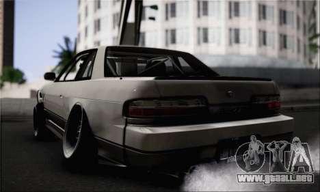 Nissan Silvia S13 Slammed para GTA San Andreas left