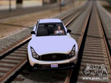 Fathom FQ2 GTA V para GTA San Andreas left