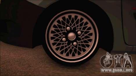 Mercedes-Benz Citan Stock 2013 para la visión correcta GTA San Andreas