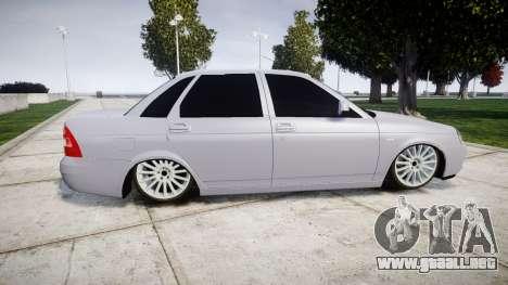 VAZ-2170 mejor para GTA 4 left