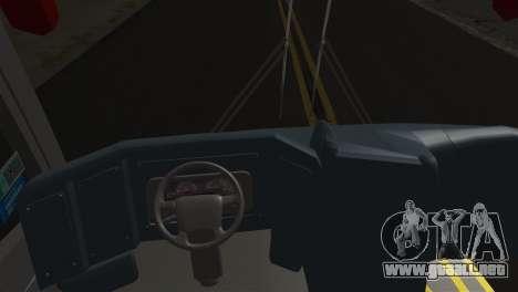 Volvo Gumarang Jaya para la visión correcta GTA San Andreas