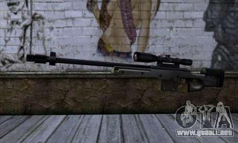 AW50 from Far Cry para GTA San Andreas