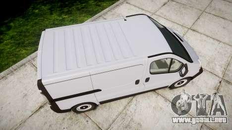 Renault Trafic II para GTA 4 visión correcta