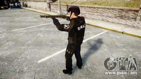 Uniformes de asalto de los grupos especiales. ar para GTA 4 segundos de pantalla