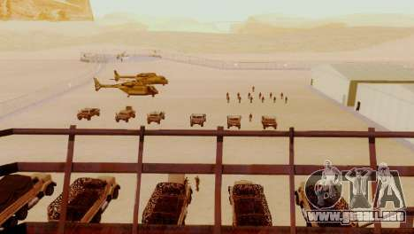 Zona de recuperación 69 para GTA San Andreas