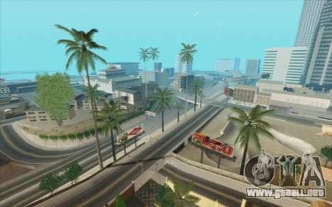ENB para baja de PC (SAMP) para GTA San Andreas séptima pantalla
