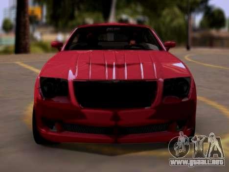 GTA 5 Fusilade para la visión correcta GTA San Andreas