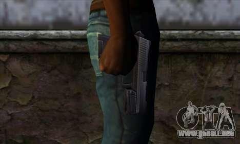 MK23 para GTA San Andreas tercera pantalla