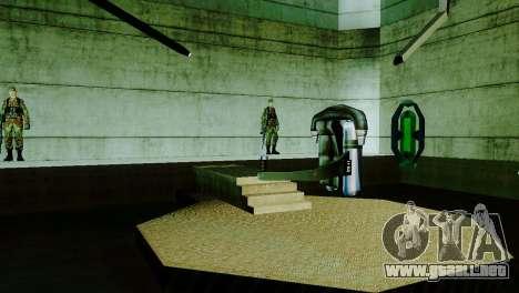 Zona de recuperación 69 para GTA San Andreas undécima de pantalla