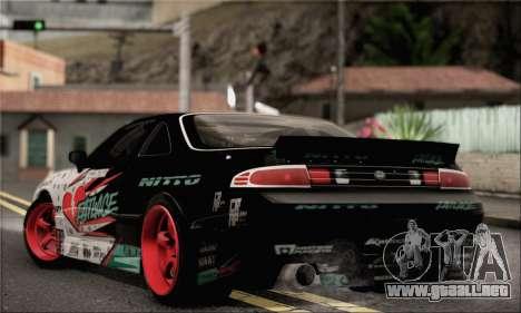 Nissan Silvia S14 Zenki Matt Powers para GTA San Andreas left