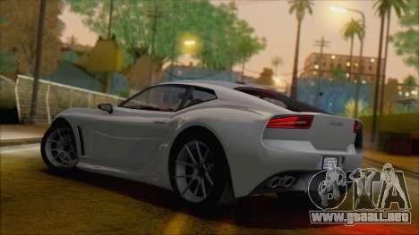 GTA 5 Lampadati Furore GT para GTA San Andreas left