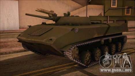 BMD-1 de ArmA armed Assault Estándar para GTA San Andreas