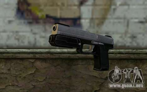 Pistol from Deadpool para GTA San Andreas