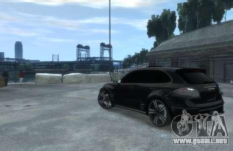 Porsche Cayenne 2012 GT para GTA 4 left