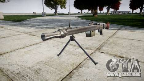 Alemán ametralladora MG3 icon2 para GTA 4