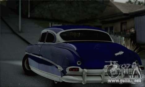 Hudson Hornet 1952 para GTA San Andreas left