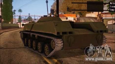 BMD-1 de ArmA armed Assault Estándar para GTA San Andreas left