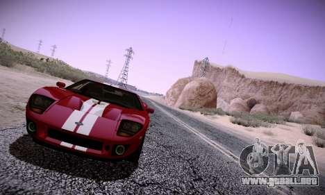 ENBseries for low PC 4.0 SAMP VerSioN para GTA San Andreas sucesivamente de pantalla
