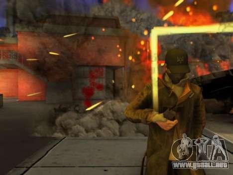 El Herp ENB FINAL para alta y media de la PC para GTA San Andreas tercera pantalla