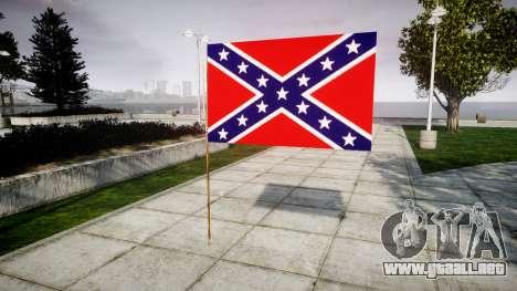 La bandera de la Confederación para GTA 4