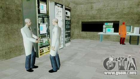 Zona de recuperación 69 para GTA San Andreas twelth pantalla