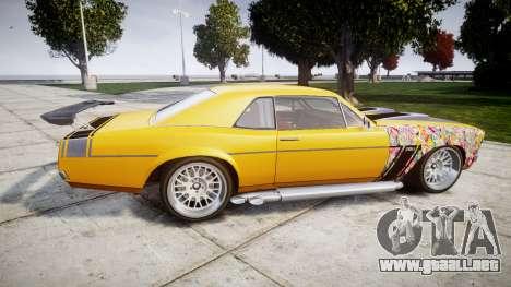 Declasse Tampa GT para GTA 4 left