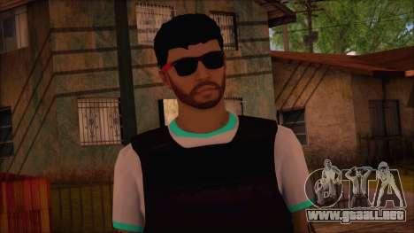 GTA 5 Online Skin 15 para GTA San Andreas tercera pantalla