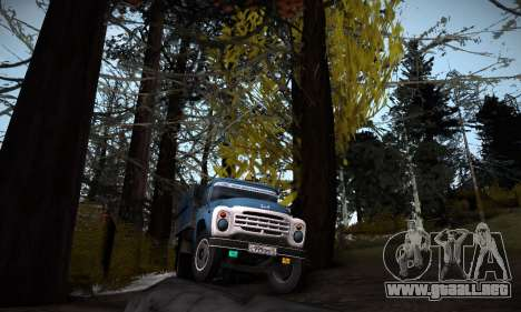Pista de off-road 2.0 para GTA San Andreas