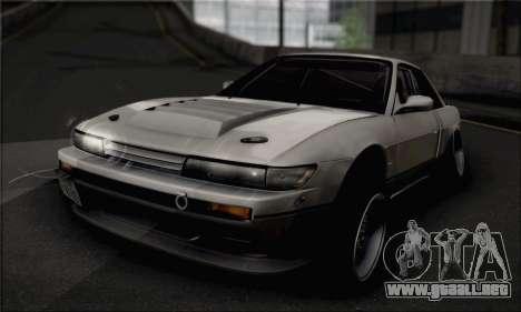 Nissan Silvia S13 Slammed para GTA San Andreas