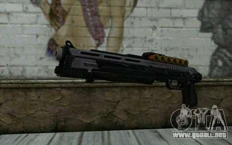 Shotgun from Deadpool para GTA San Andreas