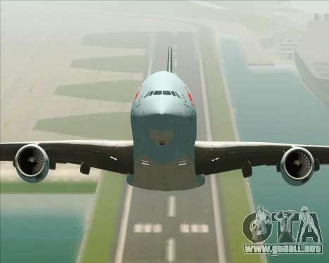 Airbus A380-800 Air Canada para GTA San Andreas