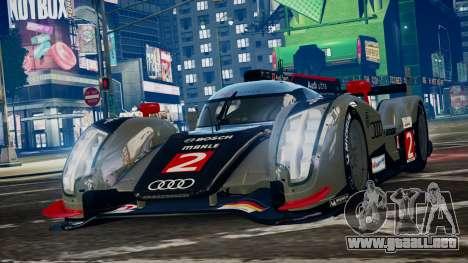 Audi R18 TDI (Revised) para GTA 4
