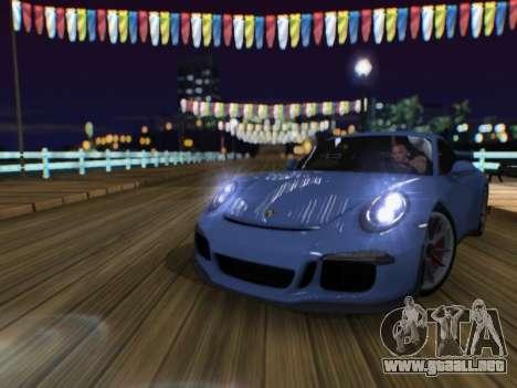 El Herp ENB FINAL para alta y media de la PC para GTA San Andreas sucesivamente de pantalla
