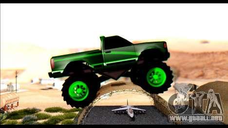 City Destroyer v2 para GTA San Andreas