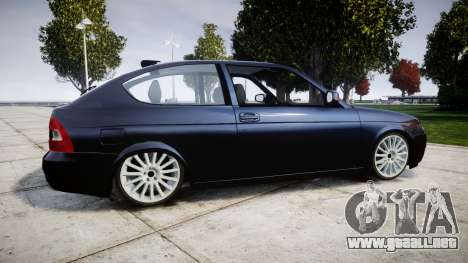 ВАЗ-21728 LADA Priora Coupe para GTA 4 left