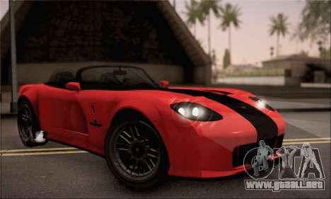 GTA 5 Bravado Banshee para GTA San Andreas